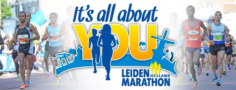 Leiden marathon Hardloopwedstrijden