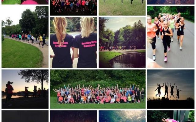 Running Girls Groningen is jarig!