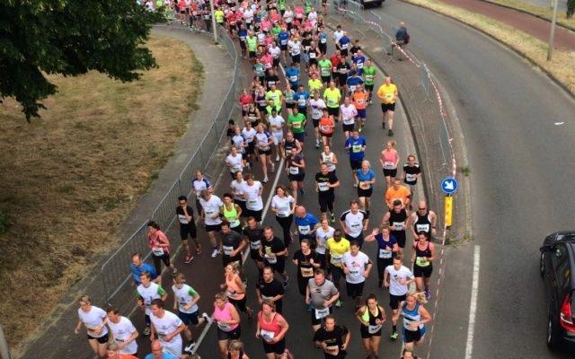 Halve marathon Zwolle (4EM!)