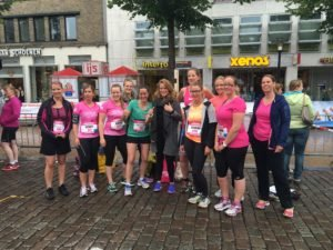 Ladiesrun Groningen