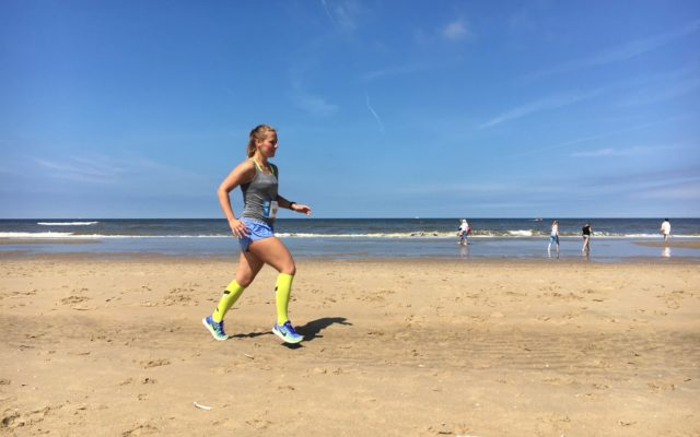 Running Girl van de week: Natasja!