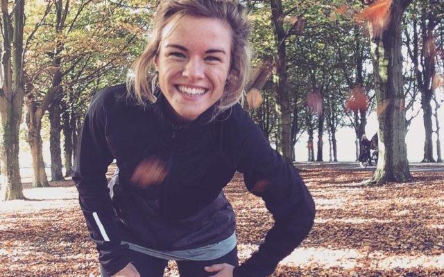 Running Girl van de week: Grace!
