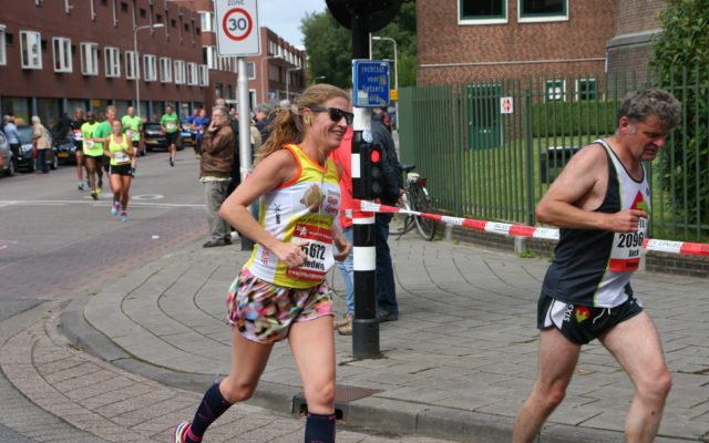 Running Girl van de week: Hedwig!