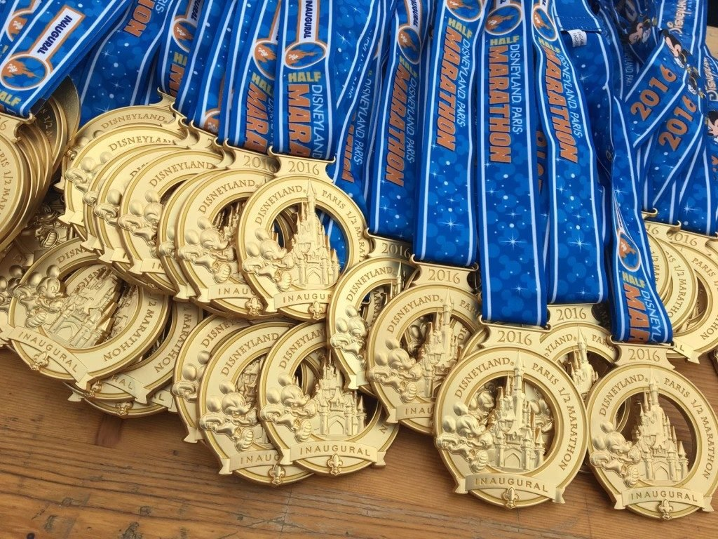 mijn medailles van 2016