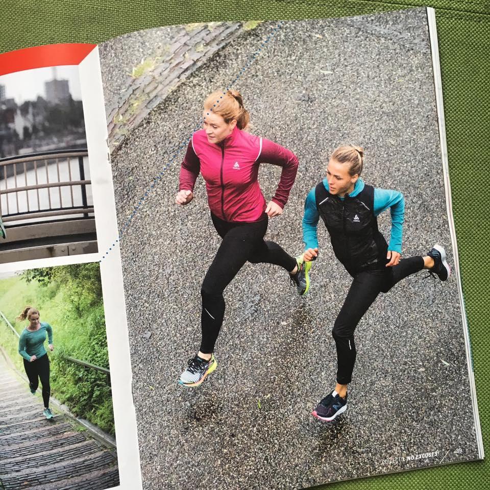 Terugblik Running Girls
