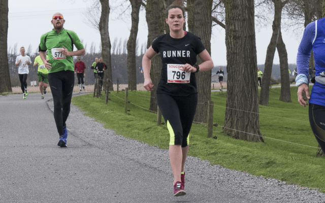 Running Girl van de week: Marleen!