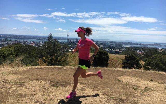 Running Girl van de week: Violet!
