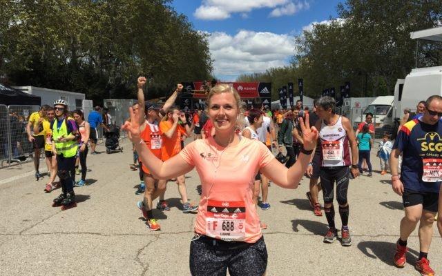 Running Girl van de week: Lianne!