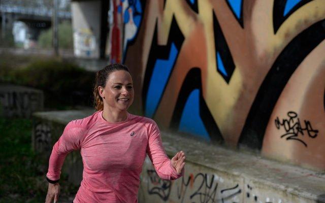 Running Girl van de week: Debbie!
