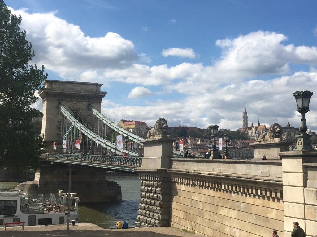 Boedapest halve marathon