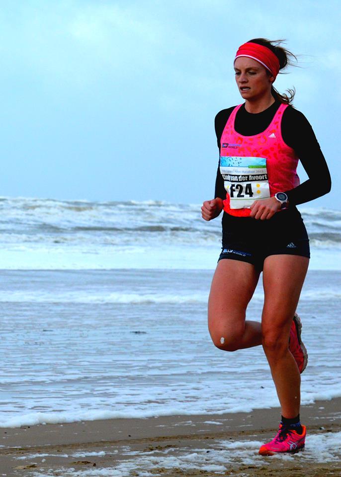 Running Girl Cindy