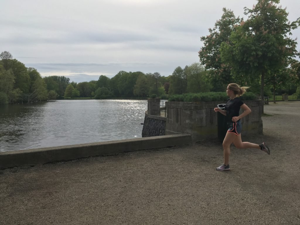 Running Girl Patrice