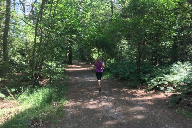 27 kilometer in juni!
