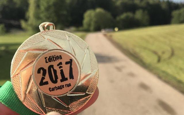 Carbage Run 'raceverslag'. Vijf landen, zeven dagen en zes keer hardgelopen!