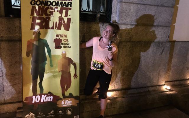 Gondomar night run 10km!