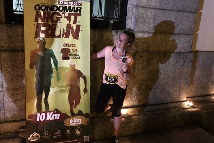 Gondomar night run 10km!