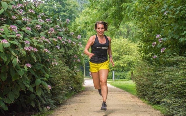 Running Girl van de week: Petra!