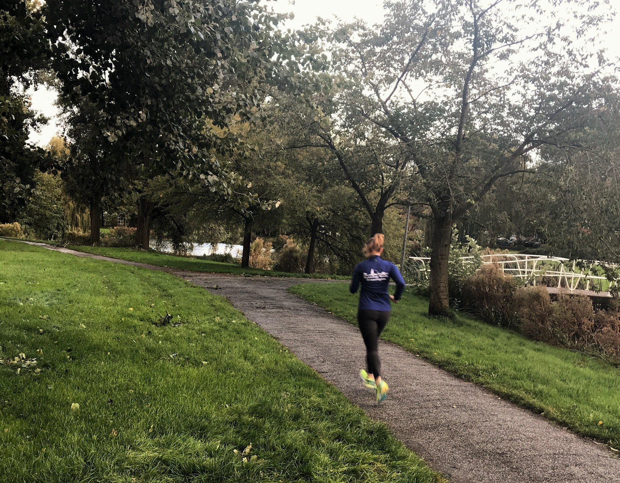 hoe begin je met hardlopen